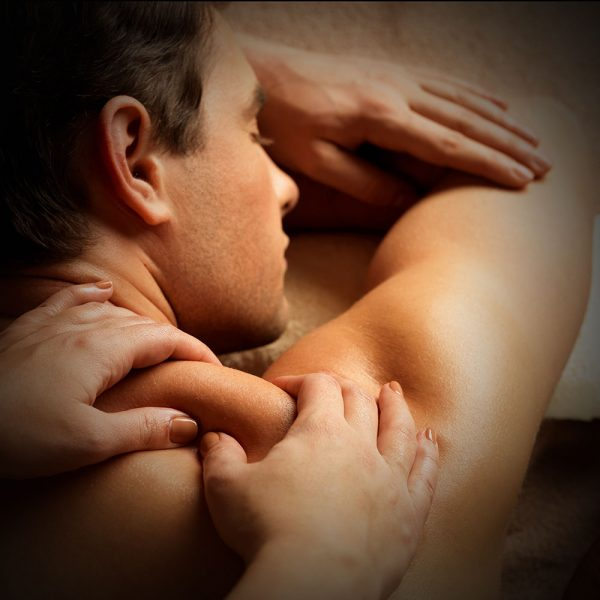 Head, Back & Shoulders Massage