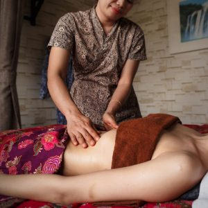Abdominal-treatment